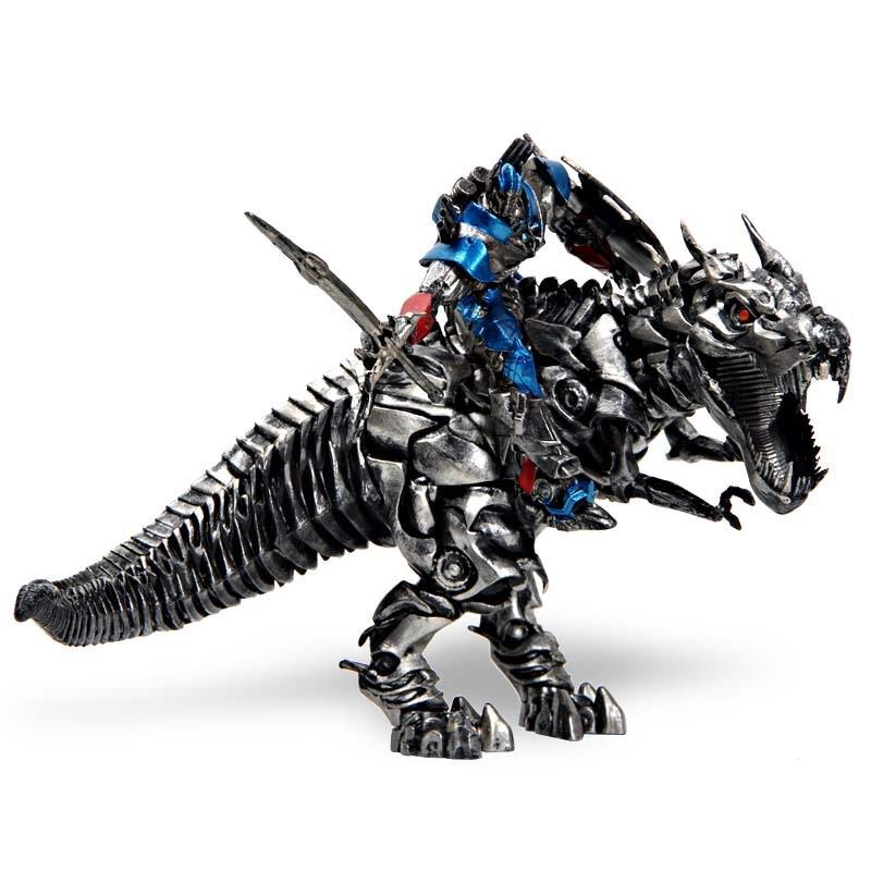 Jimusuhutu Grimlock Transformation Figures Tyrannosaurus Rex Warrior Figurine Hot Movie Collection Model Toy
