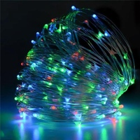 Copper Wire 20M Solar Power 200 LED String Light LED Fairy Light Christmas Party Wedding Holiday