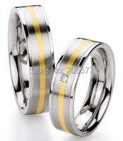 Роскошные ручной работы Западная знаменитости обручальные кольца, ювелирные кольца наборы для обувь для мужчин и женщин пары