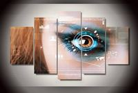 HD Printed Hi Tech Technology Painting On Canvas Room Decoration Print Poster Picture Canvas Free Shipping