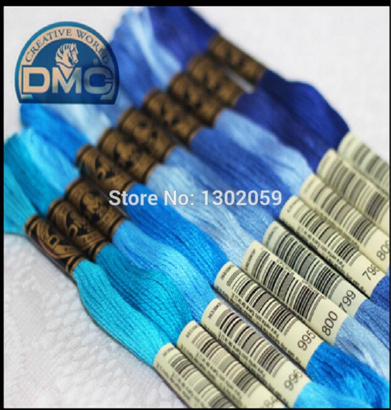300 Pieces Original French DMC Cross Stitch Thread Floss