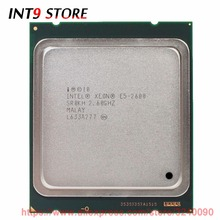 Intel Xeon CPU E5-2680 SR0KH 2.7GHz 8-Core 20M LGA2011 E5 2680 processor free shipping speedy ship out(China)