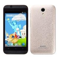Desbloqueado Telemóvel IPRO ONDA 4.0 Original Smartphone Android 4.4 4.0 Polegada Celular 512 MB 4 GB Dual SIM 3G celulares Telefon
