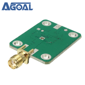 Image 5 - 1 8000MHz AD8318 RF Logarithmic Detector 70dB RSSI Measurement Power Meter