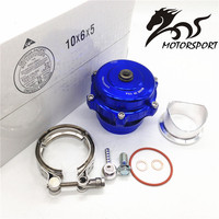 High Quality TIAL Style Popular 50mmQ Blow Off Valve CNC BOV Authentic With V Band Flange