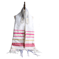 Muslim islamic scarf scarves Israel tallit jewish prayer scarf morning prayer shawl prayer scarf