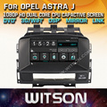 WITSON цена завода!! автомобильный dvd для OPEL ASTRA J 2010-2012 навигации GPS стерео АВТО РАДИО + Зеркало Link функция + TPMS + DVR + 3 Г WI-FI