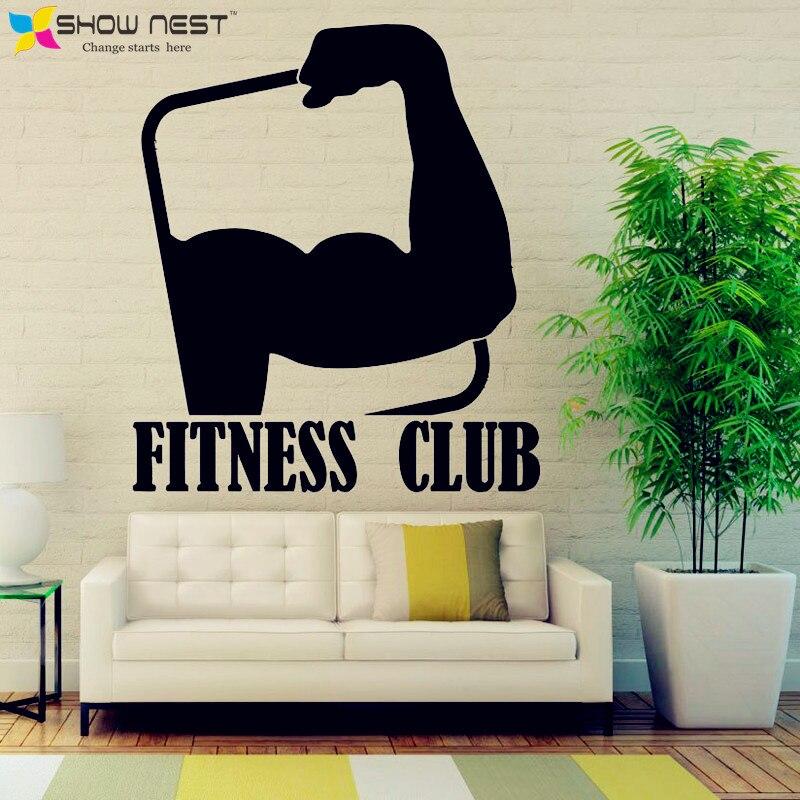 Fitnessraum wandgestaltung  Online Get Cheap Motiv Design -Aliexpress.com | Alibaba Group