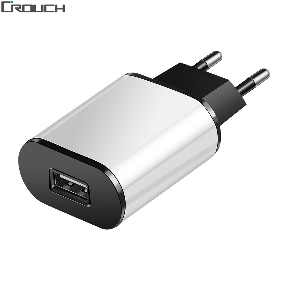 2017 New Universal USB Charger Travel Wall Charger Adapter Smart Mobile Phone Charger for iPhone for Xiaomi For Samsung Tablets