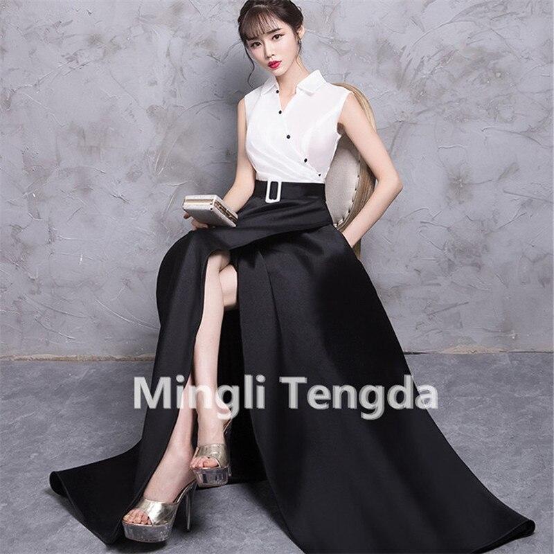 Mingli Tengda formelle mère de la mariée robes 2018 robe élégante Pary robe pour mère mariée longue mère de mariée robe