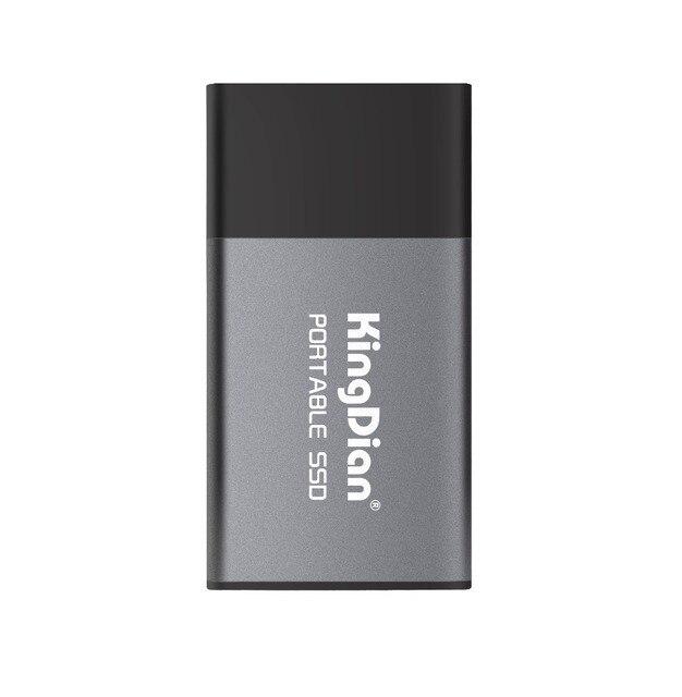 (P10-500GB) Yeni varış KingDian SSD 500 GB harici Tip-c Için USB 3.0 Taşınabilir katı hal diski için laptop