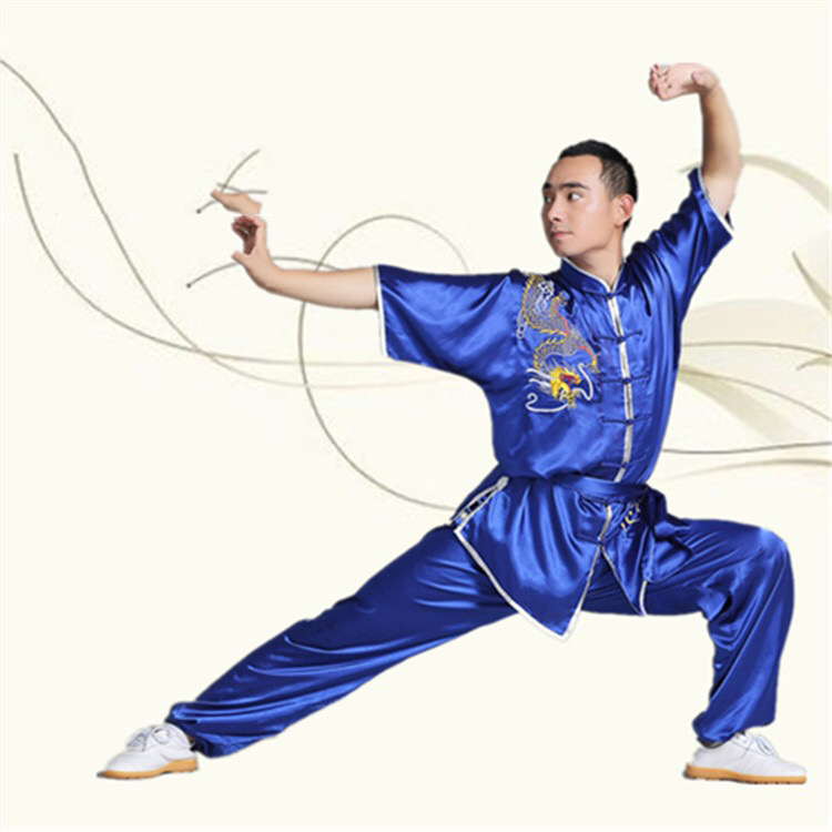 Kimono Jiu Jitsu Jodo Wushu  Kung Fu Shaolin Uniform Art Clothes Taichi Elbise Kleding Oranje Dames Buddhist Monk Clothing