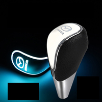 Mazda Series Vehicle Parts with Manual/Automatic Shield Luminescent Seven color Lamp Transmission Pole Head