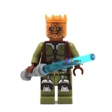 Single Sale star wars superhero Kao Cen Darach building blocks model bricks toys for children brinquedos menino