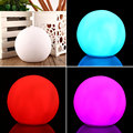 Spheriform LED Mudando A Cor Colorido Bola Home Decor Baby Kid Night Lights