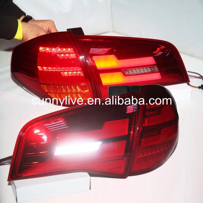 For Renault Koleos LED Tail Lamp 2011 year WH V2