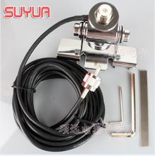Mobile radio Clip mount cable+mobile radio antenna mount nagoya RB-400 For Car Radio KT8900 KT-8900R BJ-218 KT-7900D