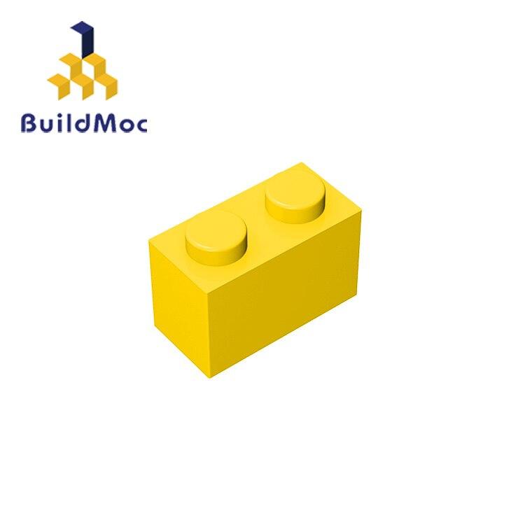 BuildMOC 3004 93792 1x2 высокотехнологичный захват для строительных блоков, детали «сделай сам», развивающие классические брендовые Подарочные игру...