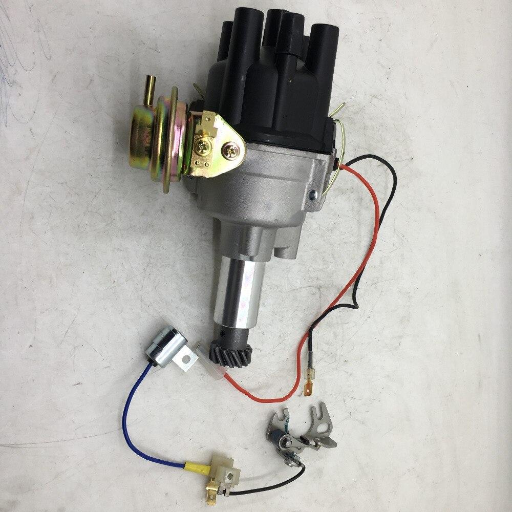 DISTRIBUTOR plug pigtail fits 93-96 Nissan Altima KA24DE 4 wire #2