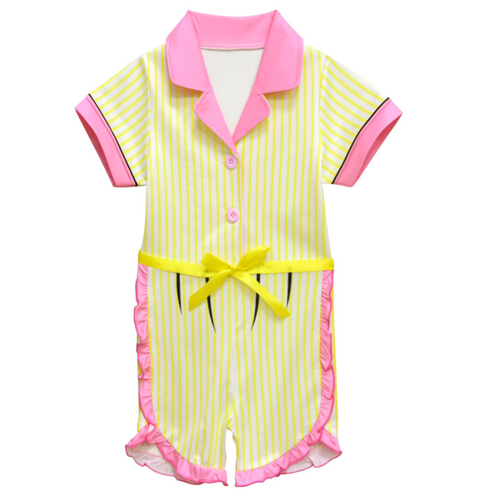 Girls Surprise Cute Dolls Costume Halloween Christmas Fancy Cosplay Costumes Surprised Dolls Cosplay Kids Birthday Party Dress