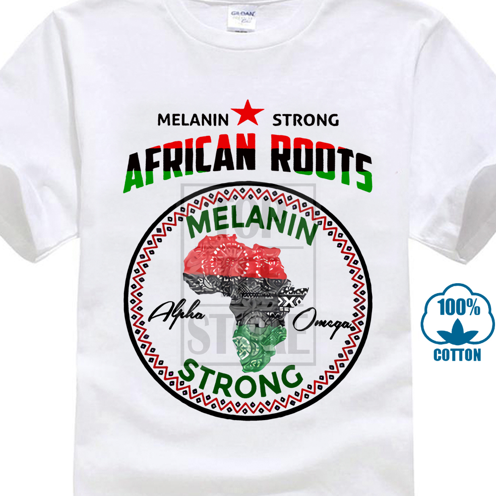 US $6 87 14% OFF|Black History Month T Shirt Kemetic Pan African Melanin  Africa Ankh Maat Ii Tee-in T-Shirts from Men's Clothing on Aliexpress com |