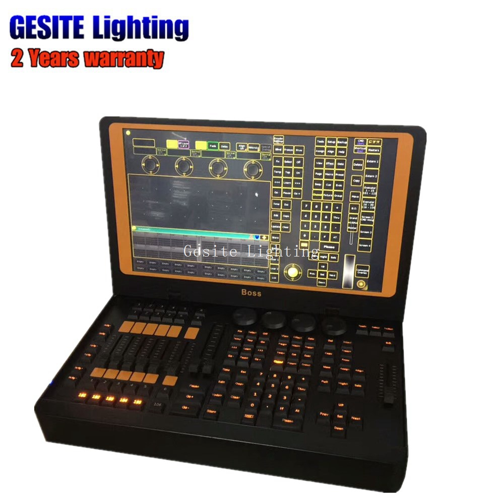 small MA boss Laptop stage effect equipment console controller stage light console