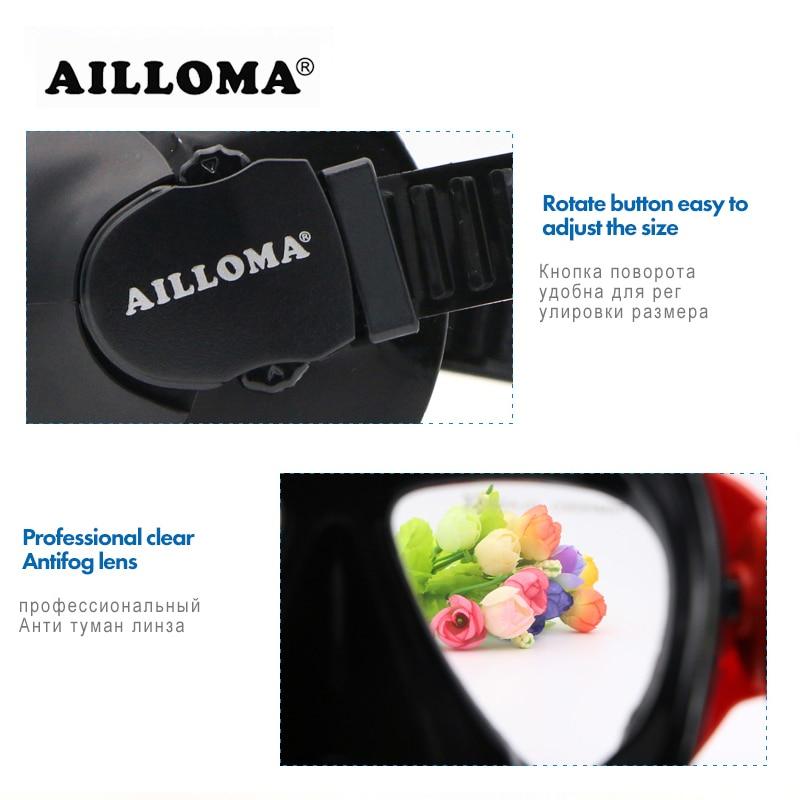 AILLOMA 5 գունավոր մեծահասակների համար - Ջրային մարզաձեւեր - Լուսանկար 5