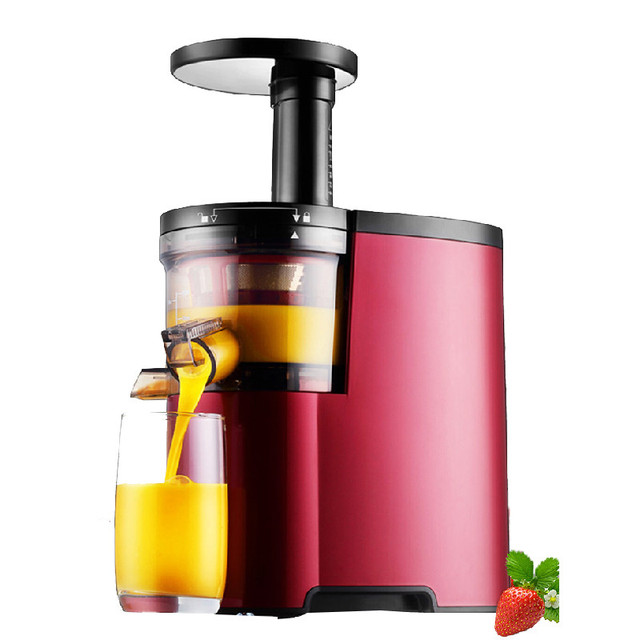 BEIJAMEI Low speed home automatic fruit and vegetable juicer machine slag separation fresh small fruit juice machine