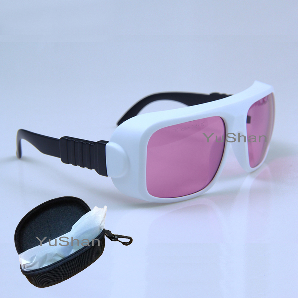 Laser Safety Glasses 740-850nm Multi-wavelength Laser Protection Glasses Goggles Ce Certified laser head kss 151a