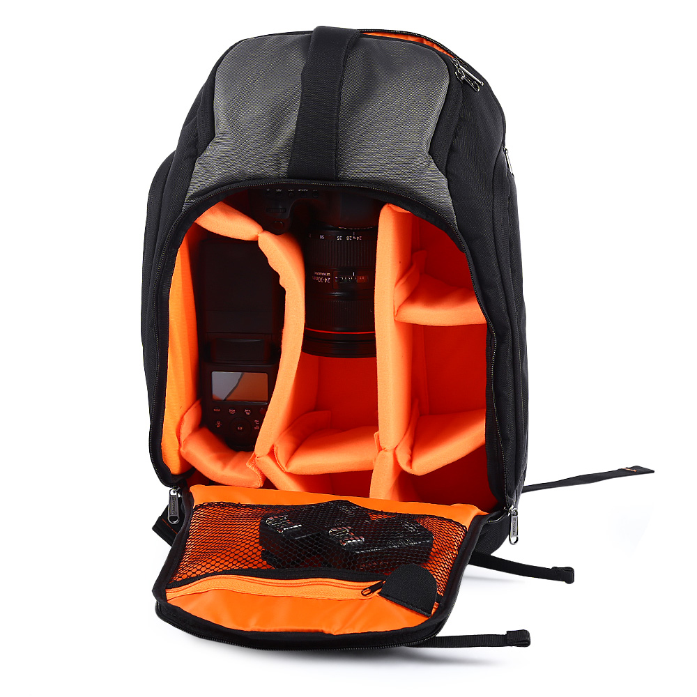 PROWELL DC21402 Camera Bag Waterproof DSLR Camera Canvas Photography ...