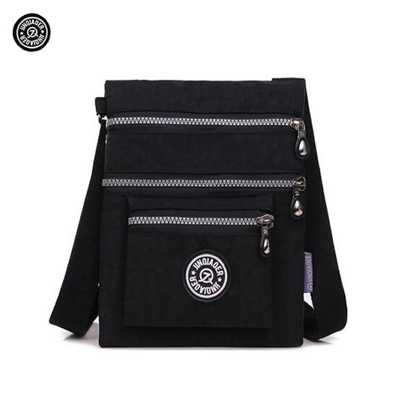 cae481832fd8 aeProduct.getSubject(). Jinqiaoer бренд Водонепроницаемый нейлон Сумки  через плечо для Для женщин качество кип моды ...