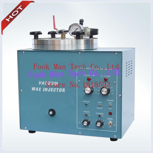 High Quality Jewelry Tools 220V Wax Casting Tools Wax Injection Machine Vacuum Wax Injector