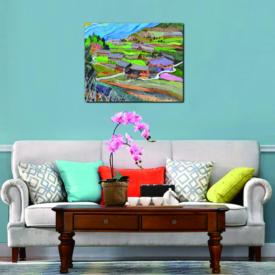 Living Room Art Paintings Compare Prices On Bathroom Art Paintings Online Shopping Buy Low
