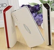 Power 20000 mah 3 USB energienbank Externe batterie Für iPhone Xiaomi 6 6 s plus unterstützungsbatterie für alle handys