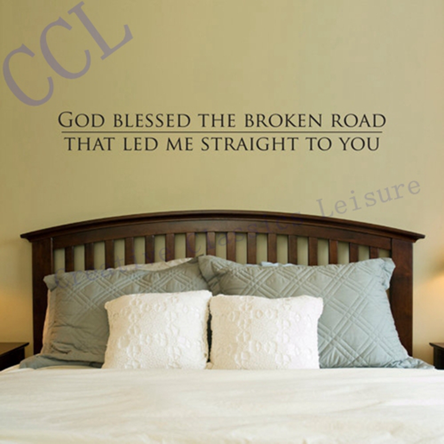 christian wall decals christian wall decal quotes come unto free shipping god blessed wall stickers bedroom decor religious wall decal sticker god led me straight to you