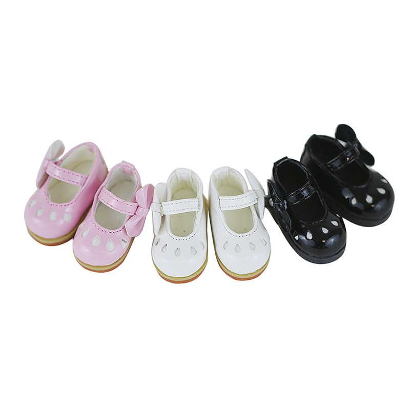 1Pair New YOSD Doll Shoes Cute BJD Shoes 1/6 uncle 1 3 1 4 1 6 doll accessories for bjd sd bjd eyelashes for doll 1 pair tx 03
