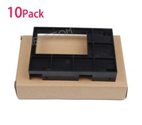 Heretom 10pack 661914 001 2.5 to 3.5 SSD Adapter Converter For HP GEN8/G9 651314 001 SAS/SATA Tray Caddy Free Shipping