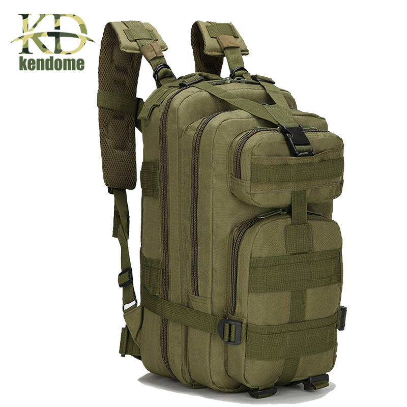 2017 Hot 8 Color 20L 25L Unisex Travel Rucksack Camping Hiking Trekking Camouflage Bag Outdoor Military