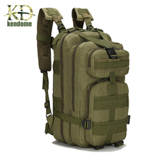 2017 Hot 8 Color 20L-25L Unisex Travel Rucksack Camping Hiking Trekking Camouflage Bag Outdoor Military Army Tactical Backpack