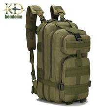 2018 Hot 8 Color 20L 25L Unisex Travel Rucksack Camping Hiking Trekking Camouflage Bag Outdoor Military