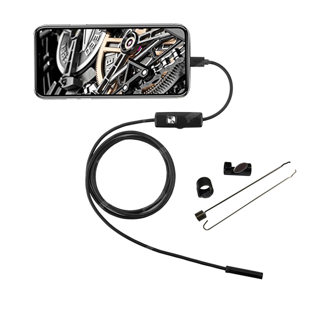 7mm 1M/2M/3.5M/5M Android USB Endoscope Camera Snake USB Pipe Inspection Andorid Mobile OTG USB Borescope Camera 5m 3 5m 2m 1m micro usb android endoscope camera 5 5mm len snake pipe inspection camera waterproof otg android usb endoscope