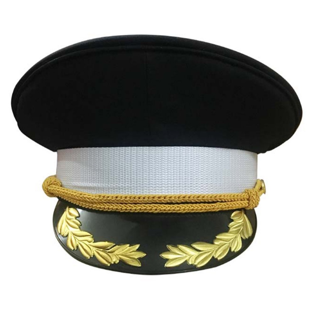 High Quality Security Guard Hats Caps Adult Men Military Hats Men Army Hats Caps