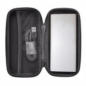 Image 2 - 100% 새로운 eva 하드 가방 커버 케이스 20000 mah 샤오 미 미 전원 은행 2c 커버 휴대용 외부 배터리 전화 powerbank 가방