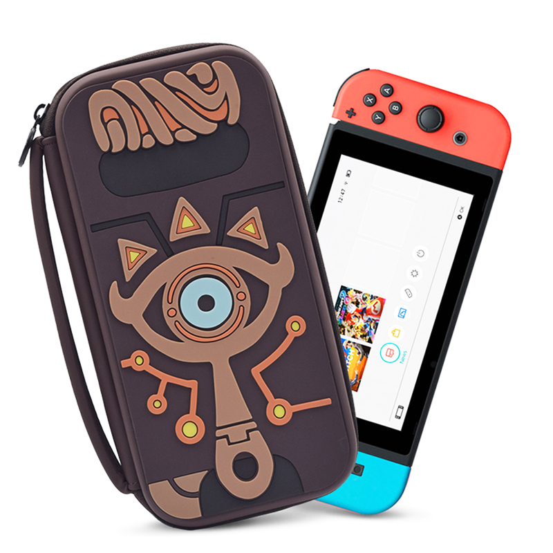 Hard EVA Portable Case for Nintend Switch Game Bag Protective Carrying Case Pouch Bag For NS Console Joy con Controller Cover