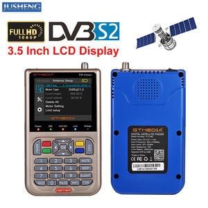 V8-Finder Digital GTMEDIA DVB-S2 HD LCD MPEG-2-4 High-Definition