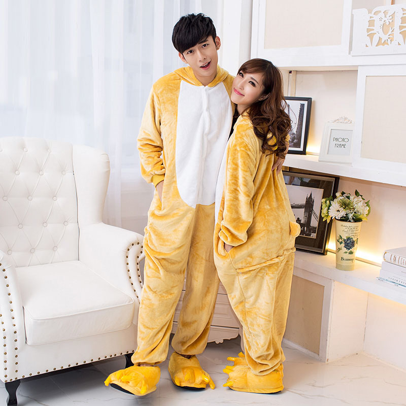 Halloween Cosplay Costume Adult Rilakkuma Costume Onesies Relax Bear Pajamas Children Jumpsuit Animal Sleepwear One Piece
