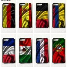 Испания, Мексика, Россия, Голландский Флаг, мягкий чехол для телефона s для iphone 11 pro max 5S se 6 6s 7 8 plus X XR XS MAX, чехол
