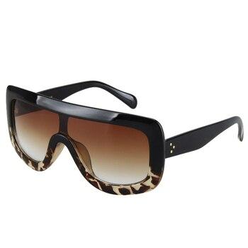 2018 Luxury Sunglasses Women Fashion Retro Brand Designer Sun Glasses For Ladies UV400 Female Vintage Gafa Oculos de sol  RS005 10