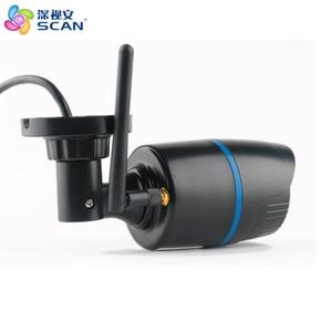 Image 3 - 2.0mp 1080 p Bullet Ip מצלמה Wifi אלחוטי מעקב תנועה לזהות חיצוני עמיד למים שחור פלסטיק Webcam Freeshipping חם