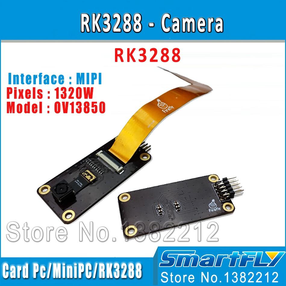 OV13850 Kamera modul MIPI 1320 W Pixel arbeit mit Firefly-RK3288/RK3399 Entwicklung Bord